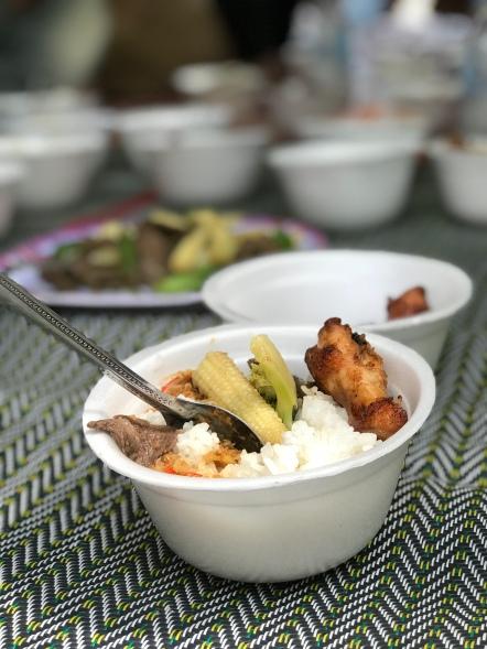 Khmer food.